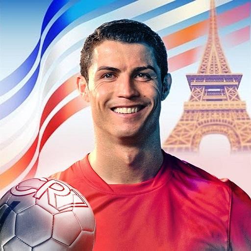 Bieg Cristiano Ronaldo