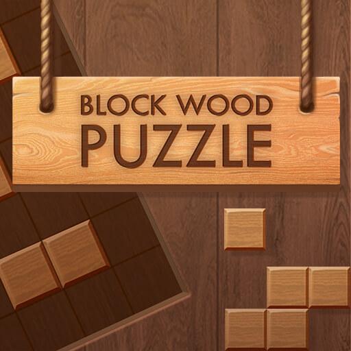 Układanie Klocków z Drewna