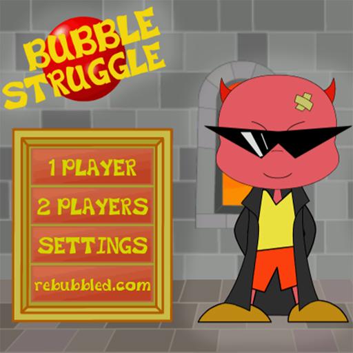 Bubble Struggle