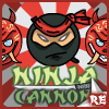 Wystrzel Ninja. Powrót