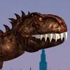 Dinozaur Rex w Londynie