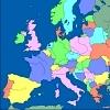 Test z Mapy Europy