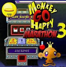 Szczęśliwa Małpka Maraton 3
