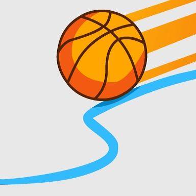 Rysowanie Linii Koszykówka