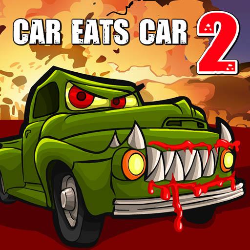 Samochód zjada Samochód 2