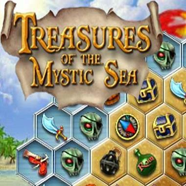Skarby Mistycznego Morza