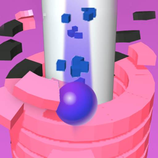 Wieża i Piłka 3D