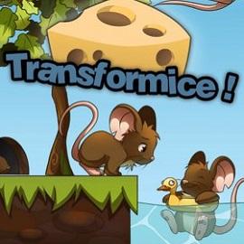 Zdobądź Ser - Transformice